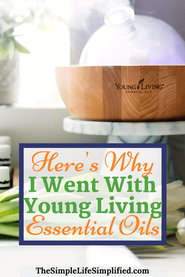 Why I Buy Young Living Essential Oils