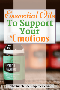 Support Your Emotions With These Essential Oils