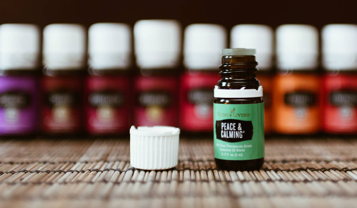 Support Your Emotional Well-Being With Essential Oils