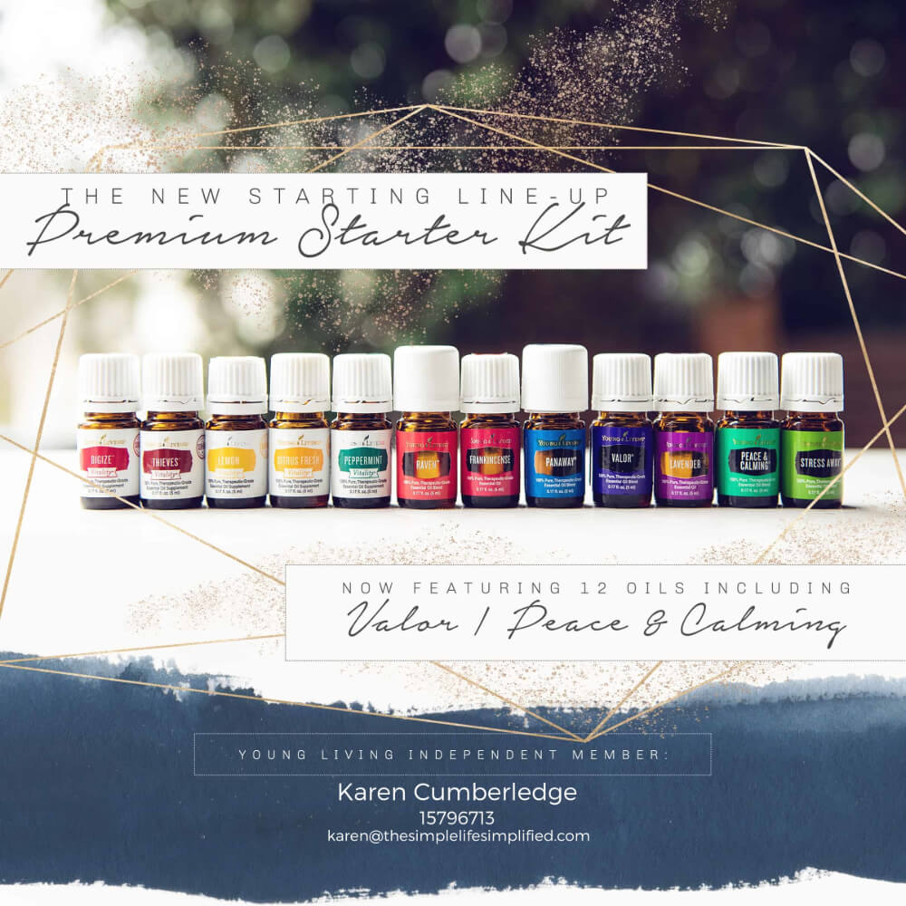 Starter Kit Essential Oils