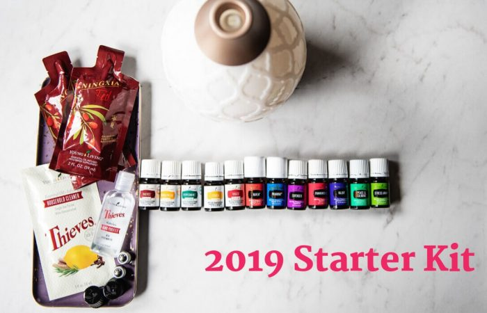 Get The 2019 Essential Oil Starter Kit