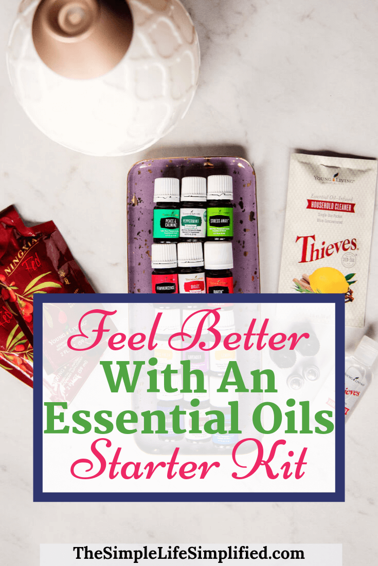 Feel Better With An Essential Oils Starter Kit