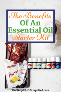 The Benefits of a Young Living Essential Oil Starter Kit