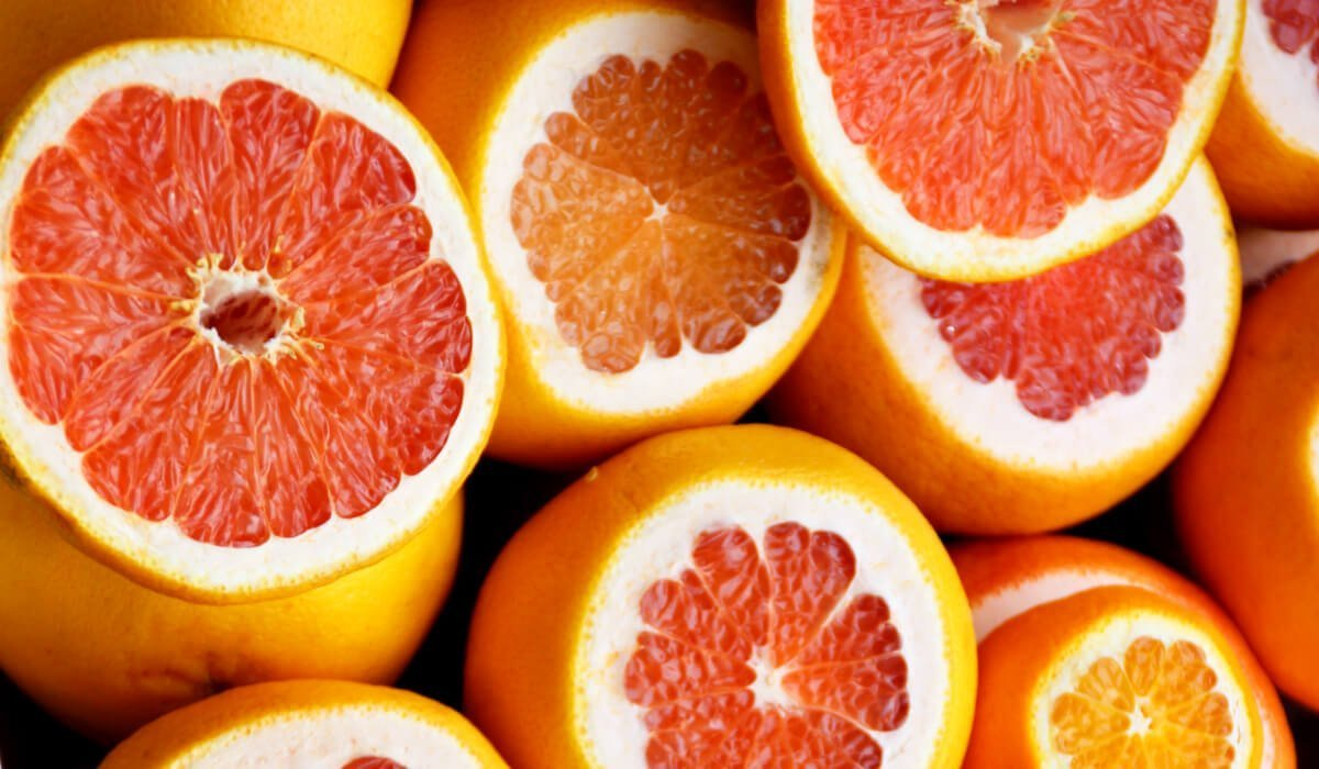 Grapefruit and Oranges