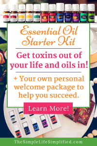 Ditch Toxins & Discover Wellness With This Essential Oil Kit