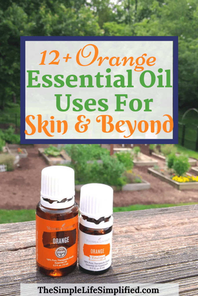 Orange Essential Oil Uses And Benefits For Skin and Beyond