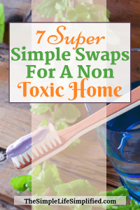 Simple Clean Living Swaps For A Non Toxic Home