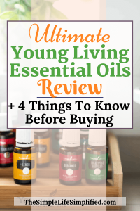 Best Essential Oil Brand- Why Young Living Essential Oils