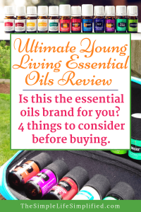 Why Young Living Essential Oils Review