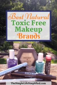 Best Natural And Toxic Free Makeup Brands