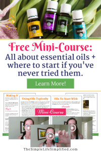 Essential Oils Mini-Course For Absolute Beginners
