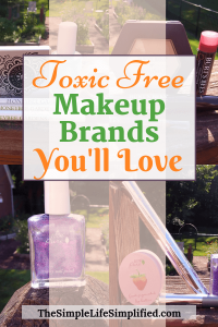 Toxic Free Makeup Brands For Clean Beauty