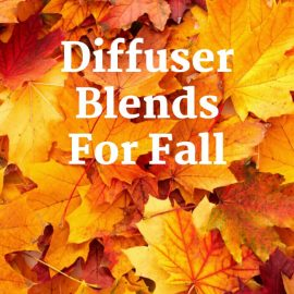 Fall Diffuser Blends You Need To Try
