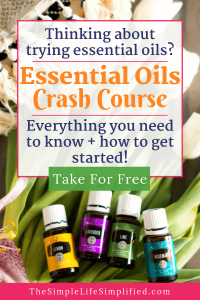 What Are Essential Oils Mini Course