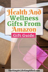 Health and Wellness Gifts Amazon List