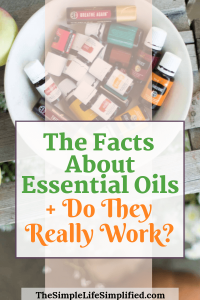 What are essential oils and do they work?